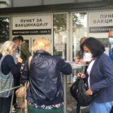 Radojičić: Beograd se bliži brojci od 60 odsto vakcinisanih 10