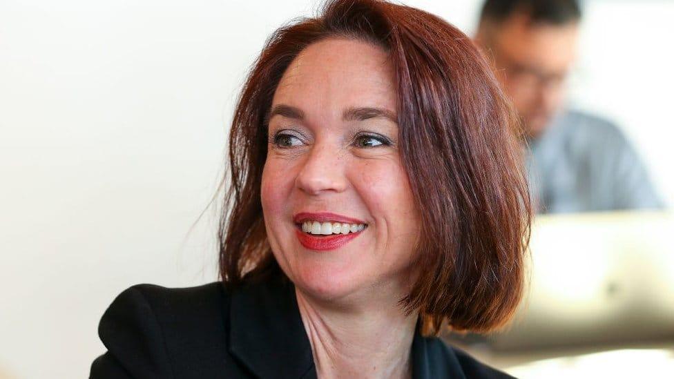 Ginny Andersen MP