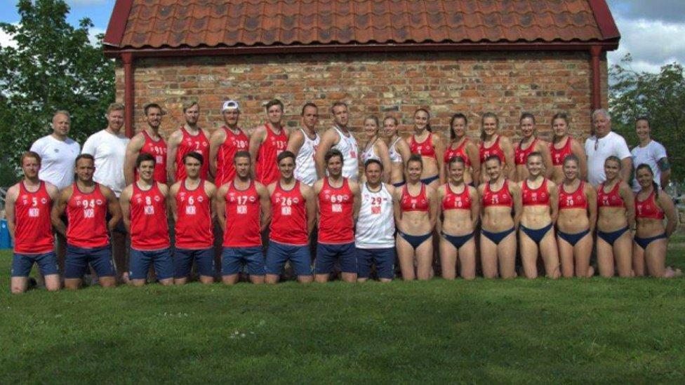 "Sport i žene: ""Seksizam u najgorem izdanju"" - kontrola oblačenja sportistkinja 12"