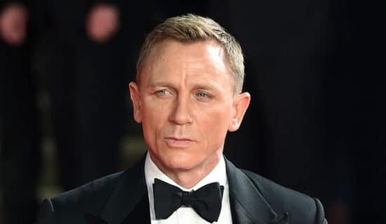 Glumac Danijel Krejg počasni komandant britanske mornarice, kao agent 007 7