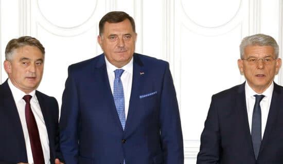 Dodik: Nema potrebe da Džaferović i Komšić idu zajedno u Severnu Makedoniju 37