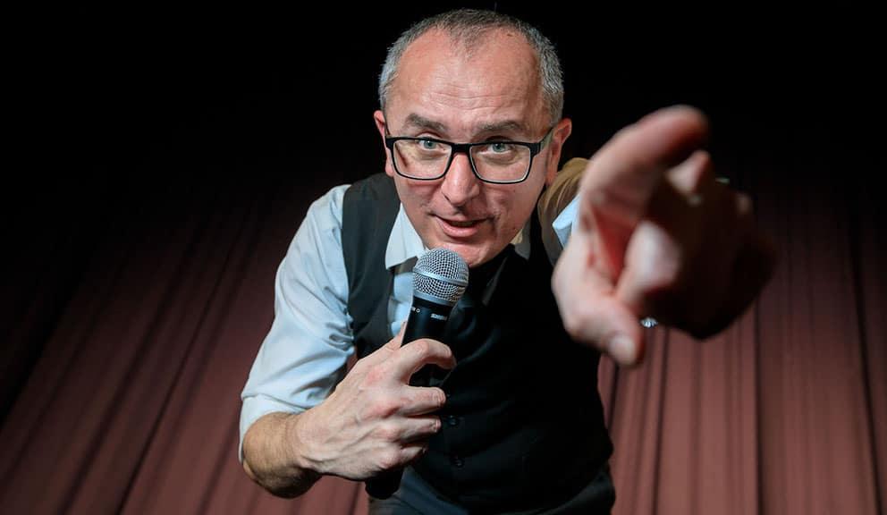 Čovek koji je izvezao balkansku komediju u Ameriku 1