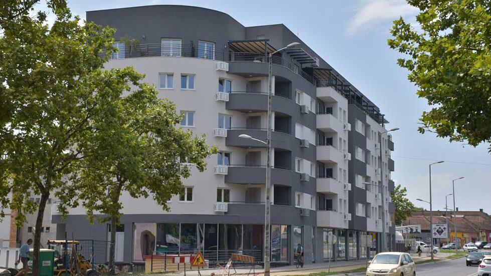 U Zrenjaninu završena izgradnja pametne zgrade od tri miliona evra 1