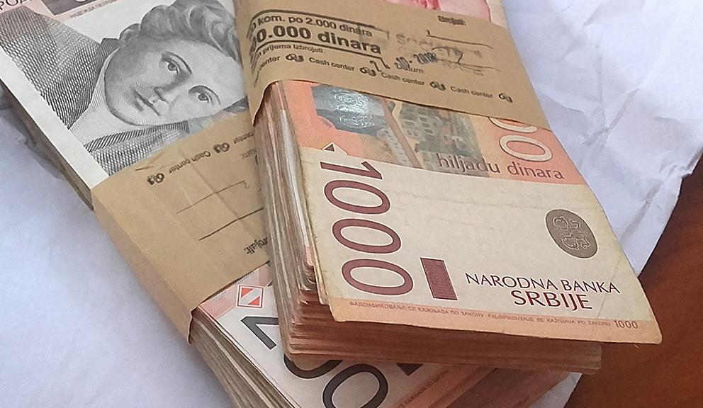 U Srbiji u julu mesečna inflacija 0,2 odsto 1
