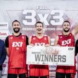 Basketašima Uba prvi Masters 5
