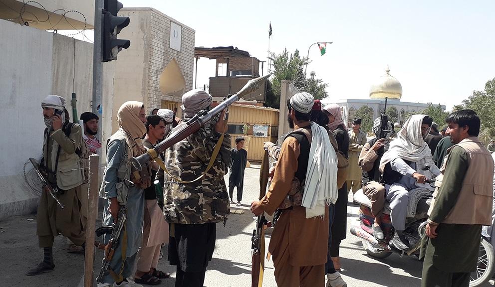 Islamska država preuzela odgovornost za napade na talibane 1