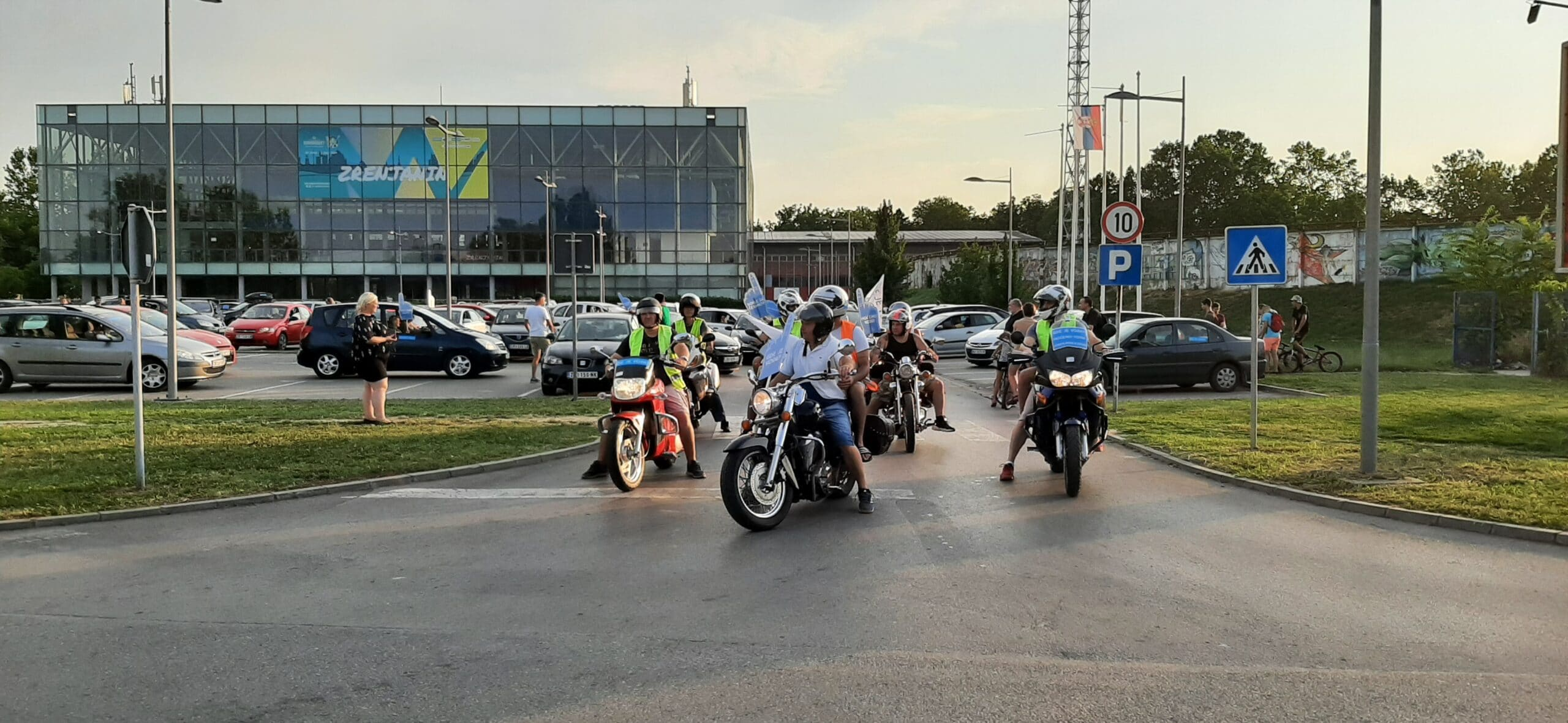 Građanski preokret sumnja u protest za vodu u Zrenjaninu 2