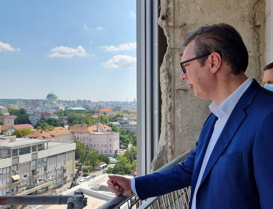 Vučić o hapšenju Belivuka: Sve obavili MUP i BIA 2