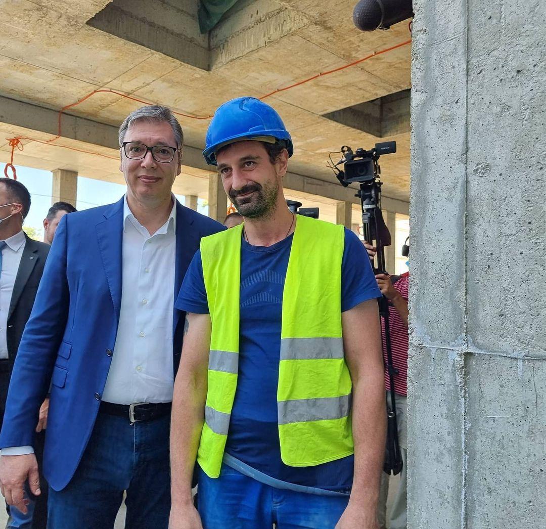 Vučić o hapšenju Belivuka: Sve obavili MUP i BIA 3