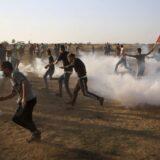 Stotine Palestinaca ponovo demonstrirale na granici Gaze i Izraela 5