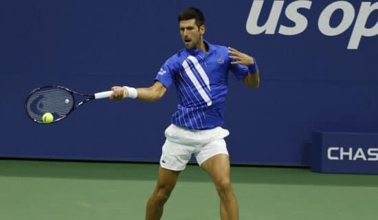 Đokovićeva 343. nedelja na vrhu, Federer van TOP 10 13