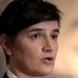 Brnabić: Stefanović neće biti zaštićen ukoliko se dokaže da je kriv 5