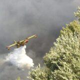 Požar na Peloponezu se ne stišava, osmoro povređenih 5