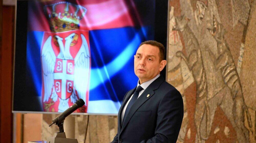 Vulin: Srbija je večna onoliko koliko su joj deca verna 1