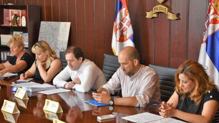 Rebalans budžeta Ćuprije zbog saobraćajnice za nemačku fabriku 13