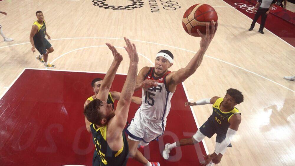 Košarkaši SAD prvi finalisti Olimpijskih igara 13