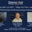 Srbija, Rio Tinto i ekologija 14