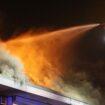 Požar u odmaralištu blizu Atine stavljen pod kontrolu 16