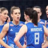 Odbojkašice Srbije nastavile pobednički niz na EP, savladan Azerbejdžan 2