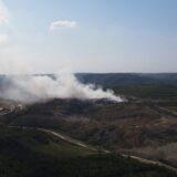 Beo čista: Još nema zaključaka policijske istrage o uzroku požara na deponiji Vinča 4