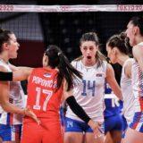 Odbojkašice Srbije u polufinalu Olimpijskih igara u Tokiju 18