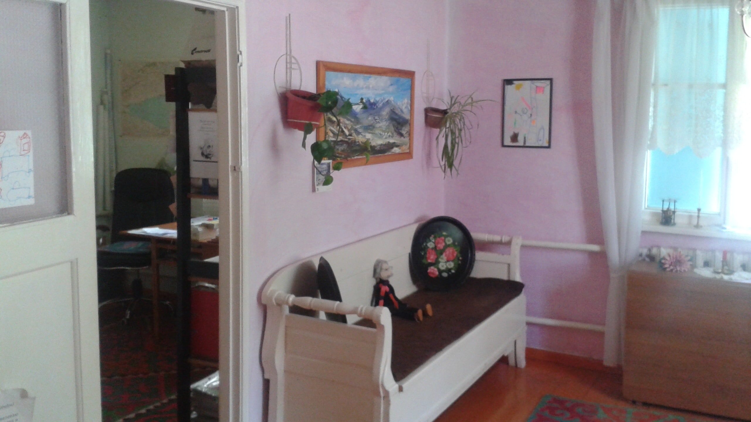 Kirgistan (2): Nasleđe Nemaca u Rotfrontu 1
