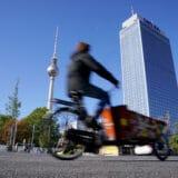 Dostava električnim kargo-biciklima 60 odsto brža nego kombijima 6