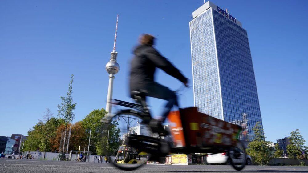 Dostava električnim kargo-biciklima 60 odsto brža nego kombijima 1