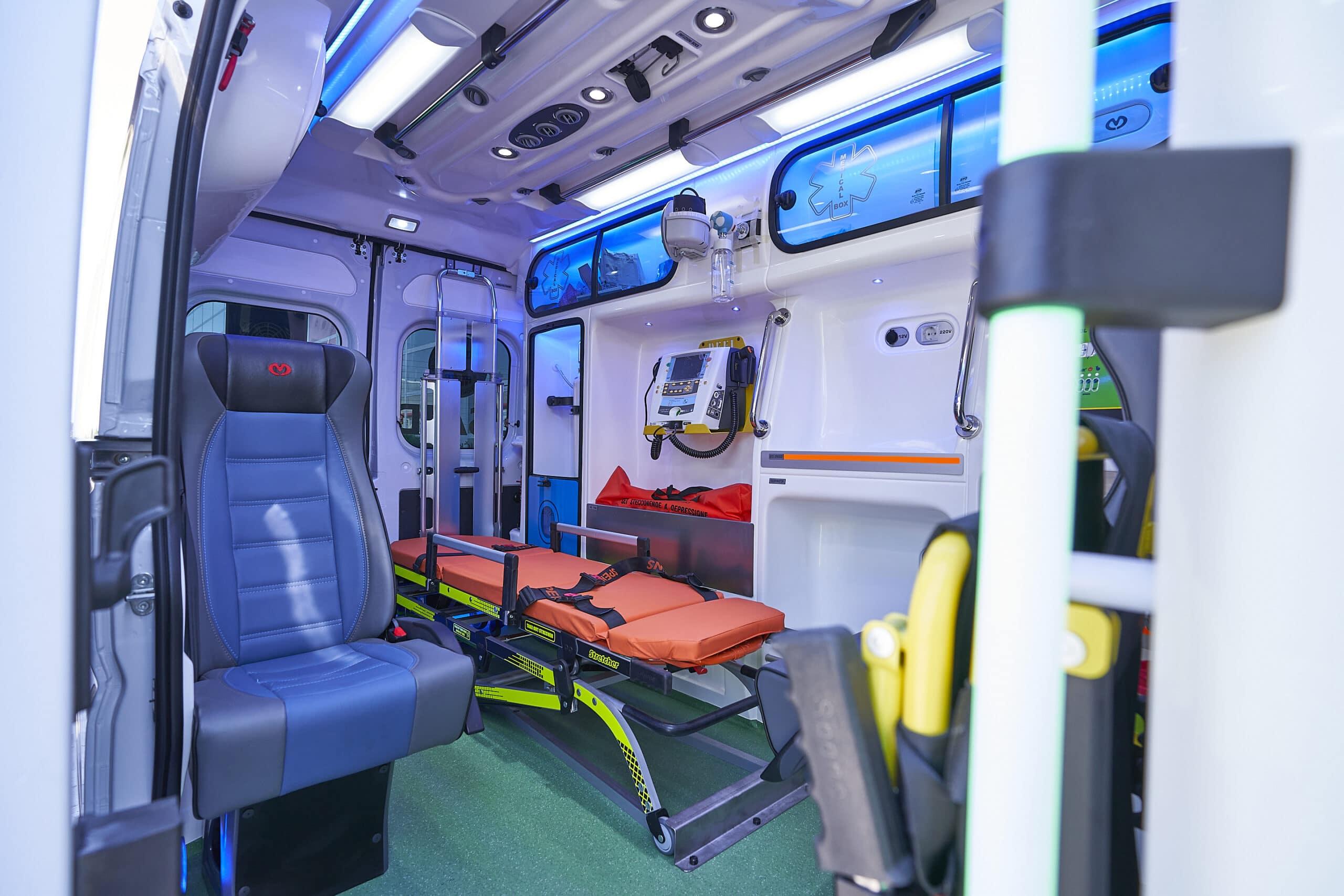 SAD donirale još pet ambulantnih vozila za zdravstvene ustanove u Srbiji 2