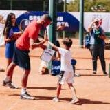 Prijave još traju - Troicki poziva decu da besplatno treniraju tenis 7