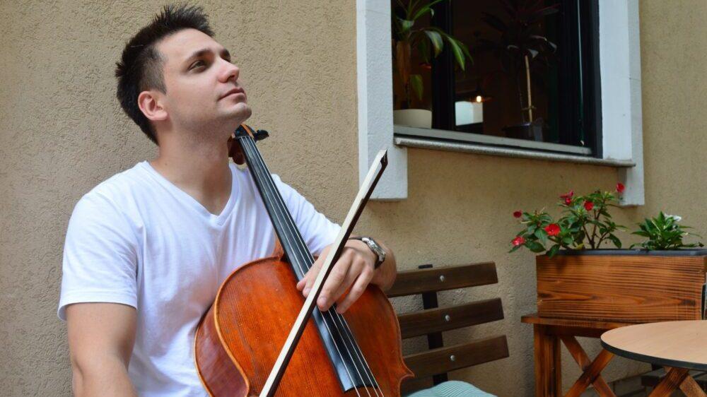 Nemanja Stanković: Muzika je brod s kojim plovim u nepoznato 1