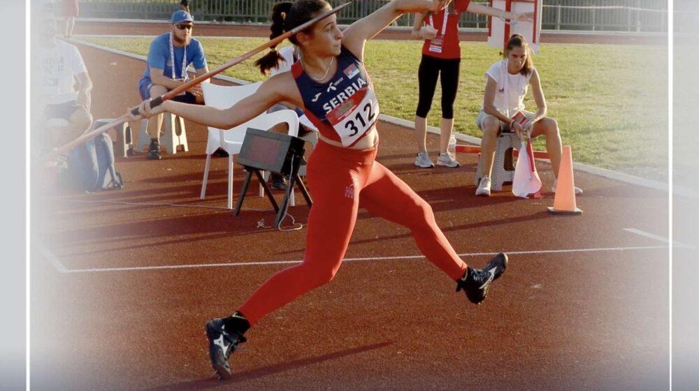 Dva rekorda Adriane Vilagoš 1