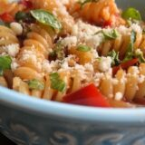 Sos od paradajza sa fusilima (recept) 1