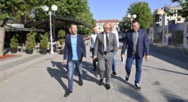 Vesić: Centar Lazarevca dobija trg i podzemnu garažu 2