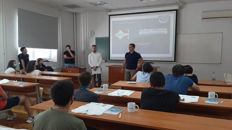 Počela Letnja škola informatike i modeliranja u Kragujevcu 1