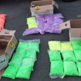 Policija u Batočini zaplenila 121 kilogram droge 2