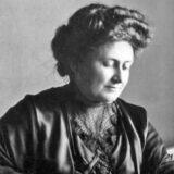 """Marija Montesori - žena koja je """"otkrila dete"""" 7"""