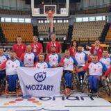 Igra pod obručima bez barijera – zapažen nastup košarkaša u kolicima na evropskom prvenstvu 9