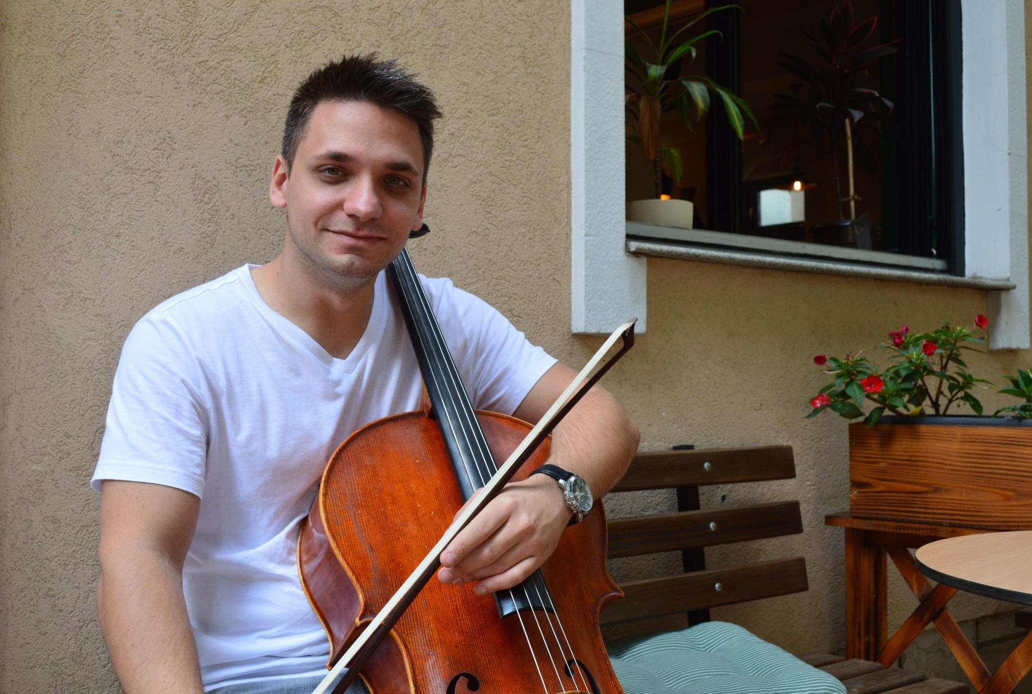 Nemanja Stanković: Muzika je brod s kojim plovim u nepoznato 2