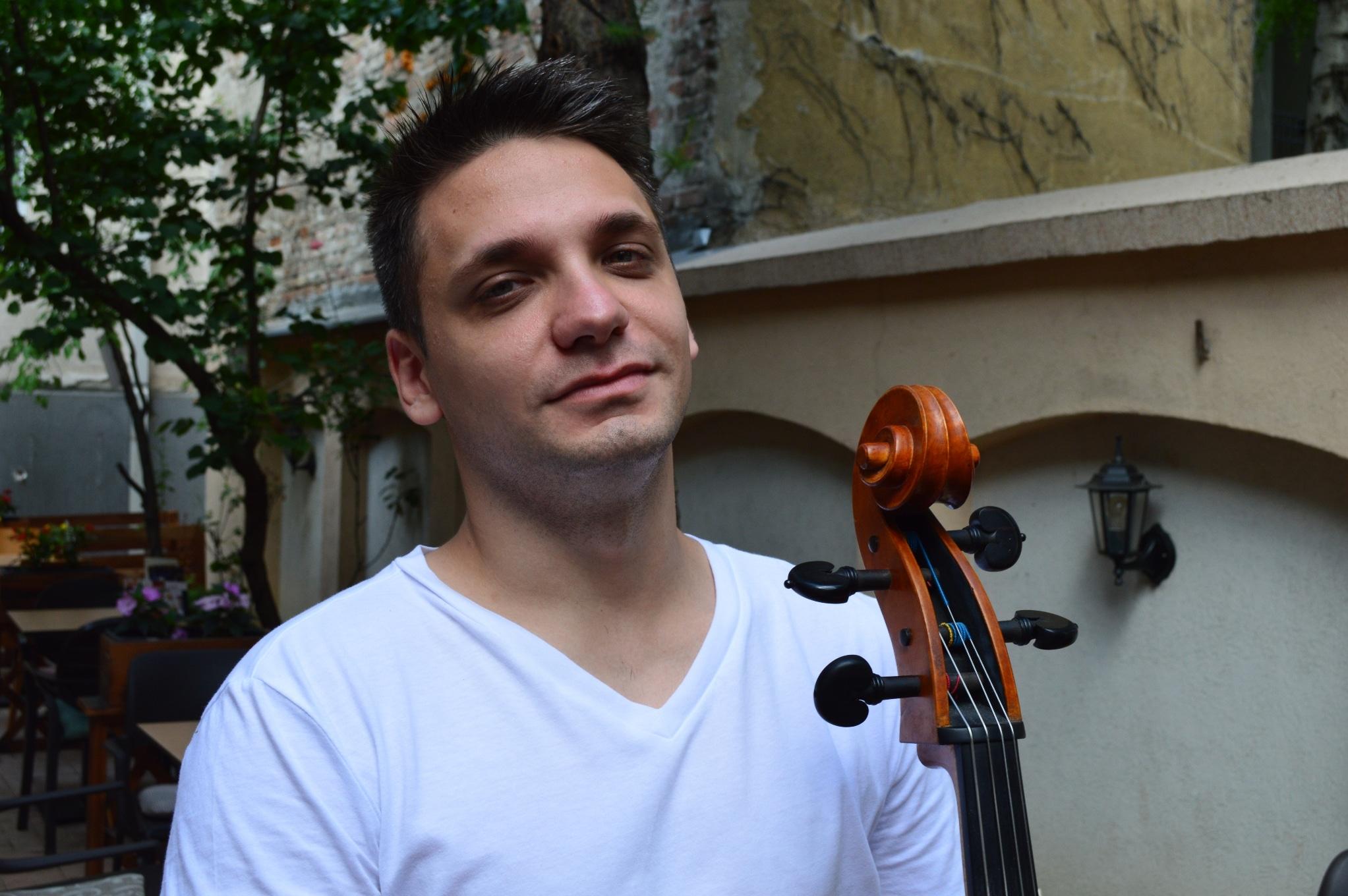 Nemanja Stanković: Muzika je brod s kojim plovim u nepoznato 6