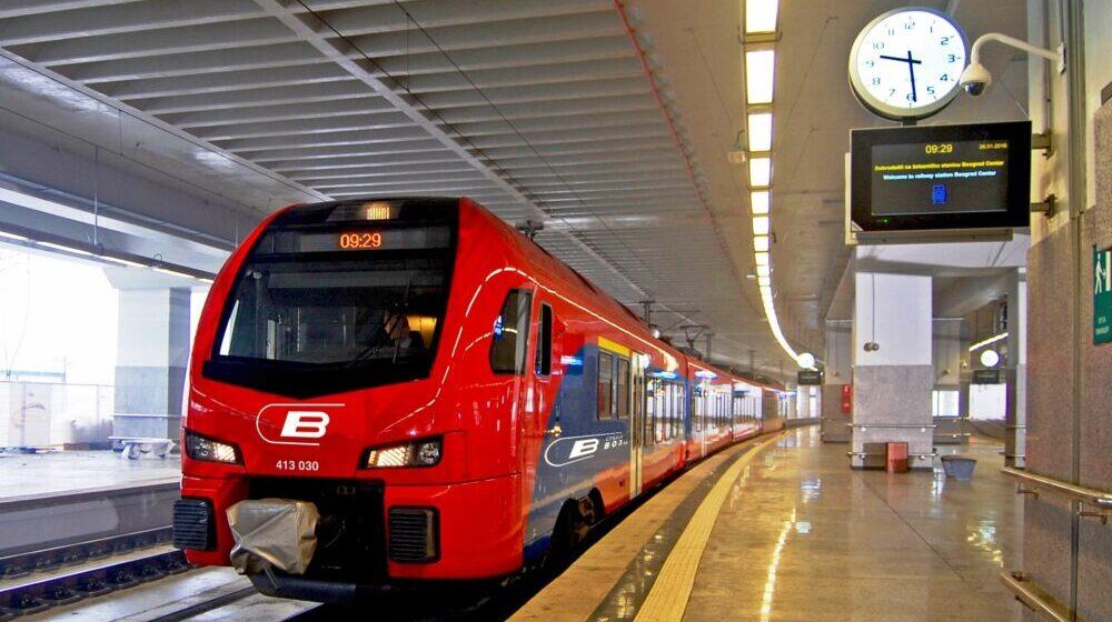 Prestanak saobraćanja dnevnog međunarodnog voza za Bar 1