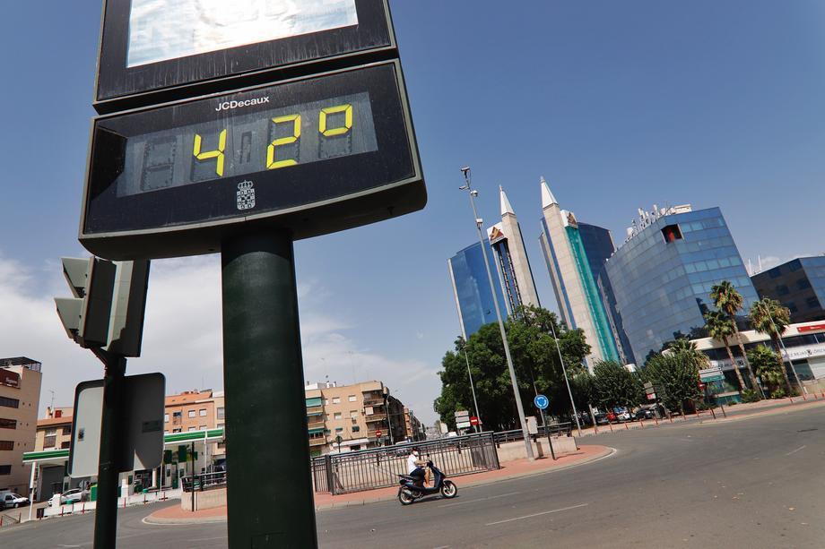 Zbog visokih temperatura Španija i Portugal u opasnosti od požara 1