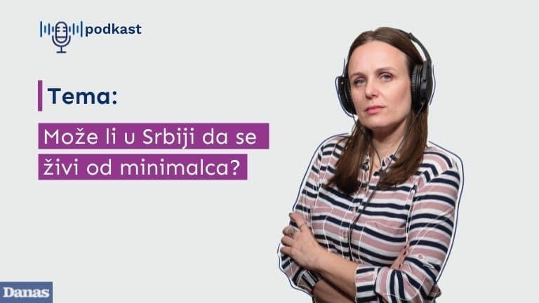 Danas podkast: Kako se u Srbiji živi od prosečne plate? 1