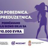 Budi pobednica, budi preduzetnica: Više od sto žena konkurisalo za 10.000 evra 10