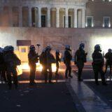 Sukobi u Atini na kraju demonstracija protiv obavezne vakcinacije 12