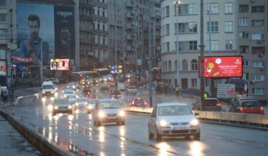 U Srbiji danas svežije, ponegde kiša i pljuskovi 7
