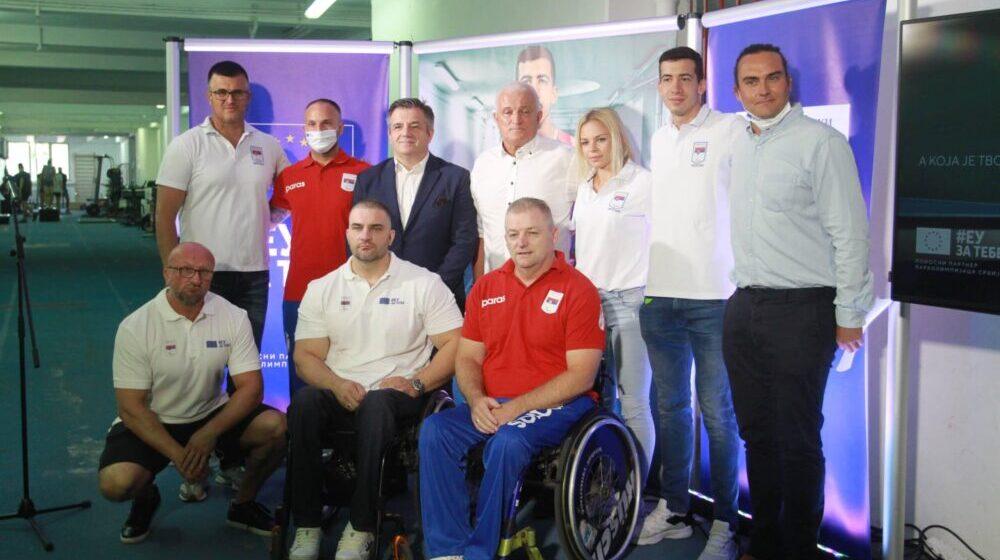 Srpski paraolimpijci ispraćeni na put za Tokio 1