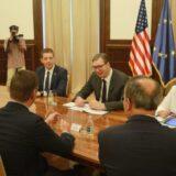 Vučić sa američkim kongresmenima o bilateralnim odnosima i situaciji u regionu 11