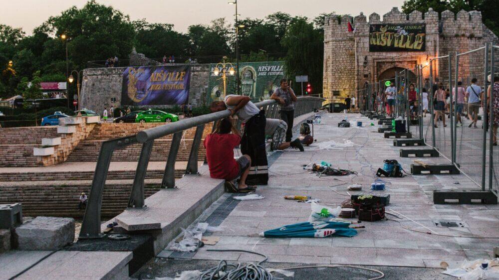 """Tvrđavski most u Nišu danas """"završen"""", a na njemu radovi 1"""