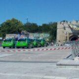 """Izdržljivost Tvrđavskog mosta """"stručno"""" testirali taksisti i pešaci 2"""
